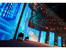 Vismaya Sandhya (Mohanlal) Live Event at Oman Automobile Association Grounds