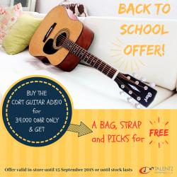 Guitar offer