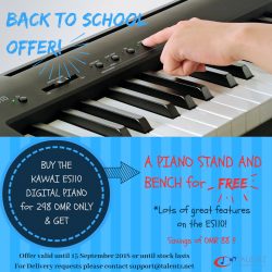 Piano Offer