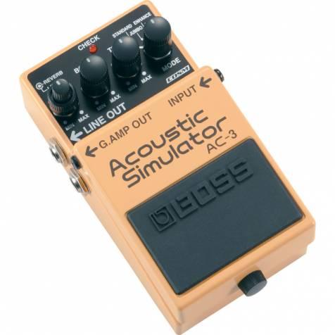 Boss Acoustic Pedal AC-3