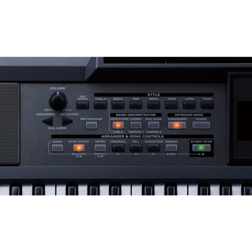 Roland Indian Arranger Keyboard E-09 IN