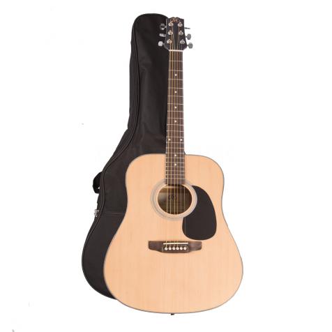 SX acoustic guitar Kit SA1-SK-NA-004