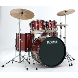 Tama-Rhythm-Mate-Wine Red