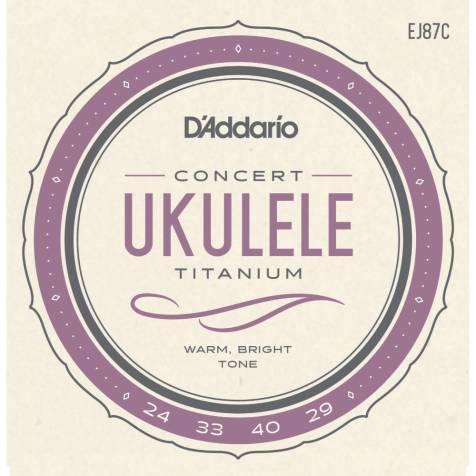 D'AddarioEJ87CUkulele Strings