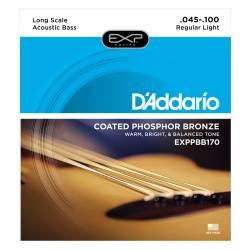 D'AddarioEXPPBB170Acoustic Bass Guitar Strings